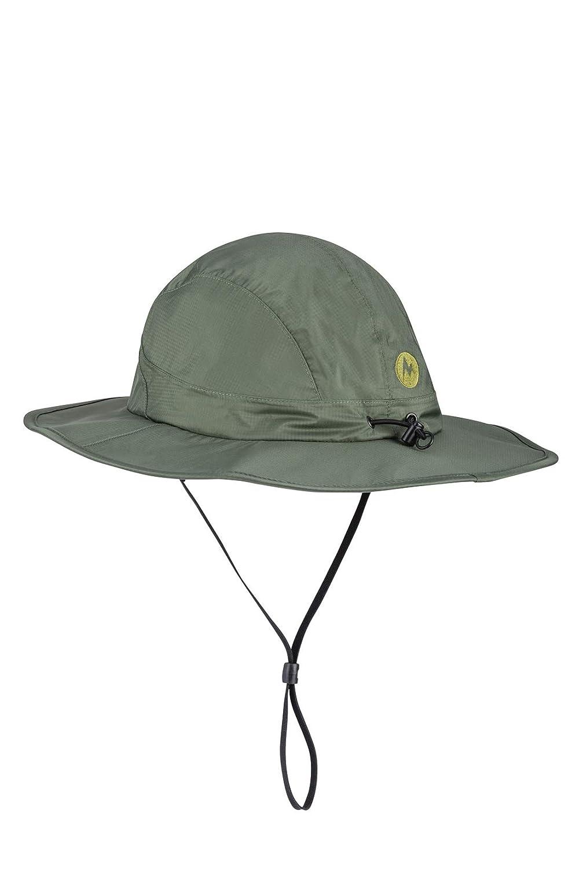 Plegable para Pescar Sombrero Excursionismo Correa Ajustable Sombrero de Sol protecci/ón UV Marmot PreCip Eco Safari Hat
