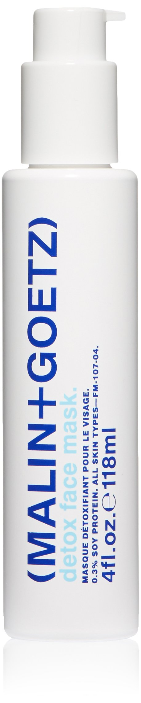 Malin + Goetz Detox Face Mask, 4 Fl Oz