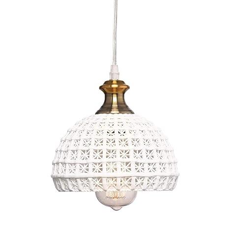 Lamparas de techo Araña, Enchufe Araña Lámparas de cerámica ...