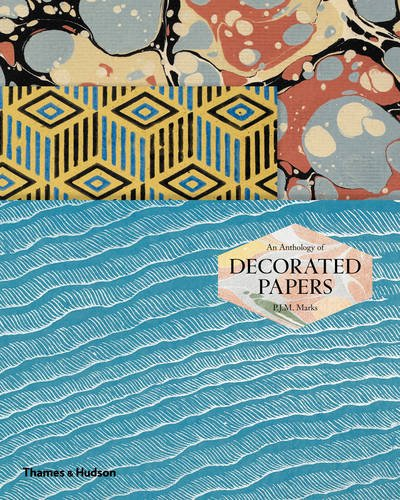 Read Online An Anthology of Decorated Papers: A Sourcebook for Designers PDF