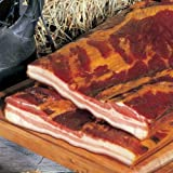 Looking to buy bacon by the slab? Our Country Bacon Slab allows you to do so.  We offer our hickory smoked country bacon slabs for you to slice the way you like.Slabs are trimmed from choice, carefully selected, corn-fed porkers then cured an...