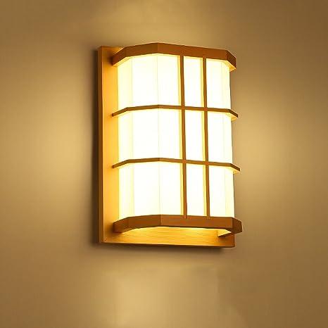 Lampada a sospensione a LED in stile giapponese Lampada a ...