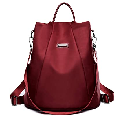 b52b8b80d468 Image Unavailable. Image not available for. Color  School Backpack for Teenage  Girl Feminina Aancy Women Packsacks Nylon ...