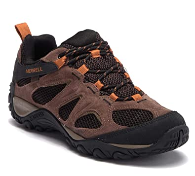 169f9a5dcad Merrell Men's Yokota 2 Waterproof Hiking Boot Bracken 12 M US