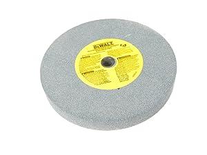 "DeWalt 429601-00 Bench Grinder Stone - 8"" diameter, 60 grit"