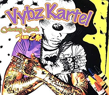 Magnificent Vybz Kartel Coloring Book Mp3 Image