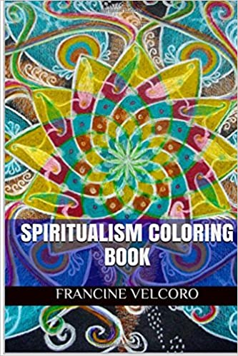 Spiritualism Coloring Book: Spiritualism Adult Coloring Book