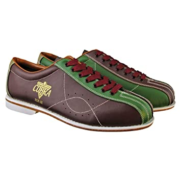 Amazon.com: Bowlerstore Ladies TCR 3L Cobra Rental Bowling Shoes ...