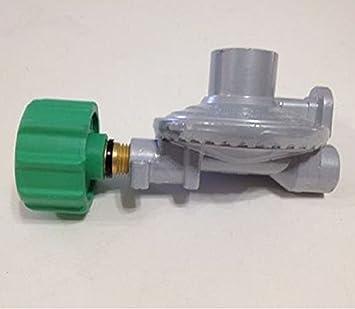 Estados Unidos Premium Store propano regulador Tipo 1 \ QCC LP Gas baja presión parrilla barbacoa