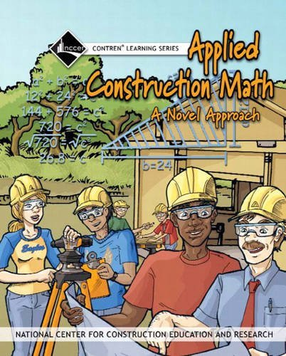Applied Construction Math Trainee Workbook by NCCER (2006-12-30)