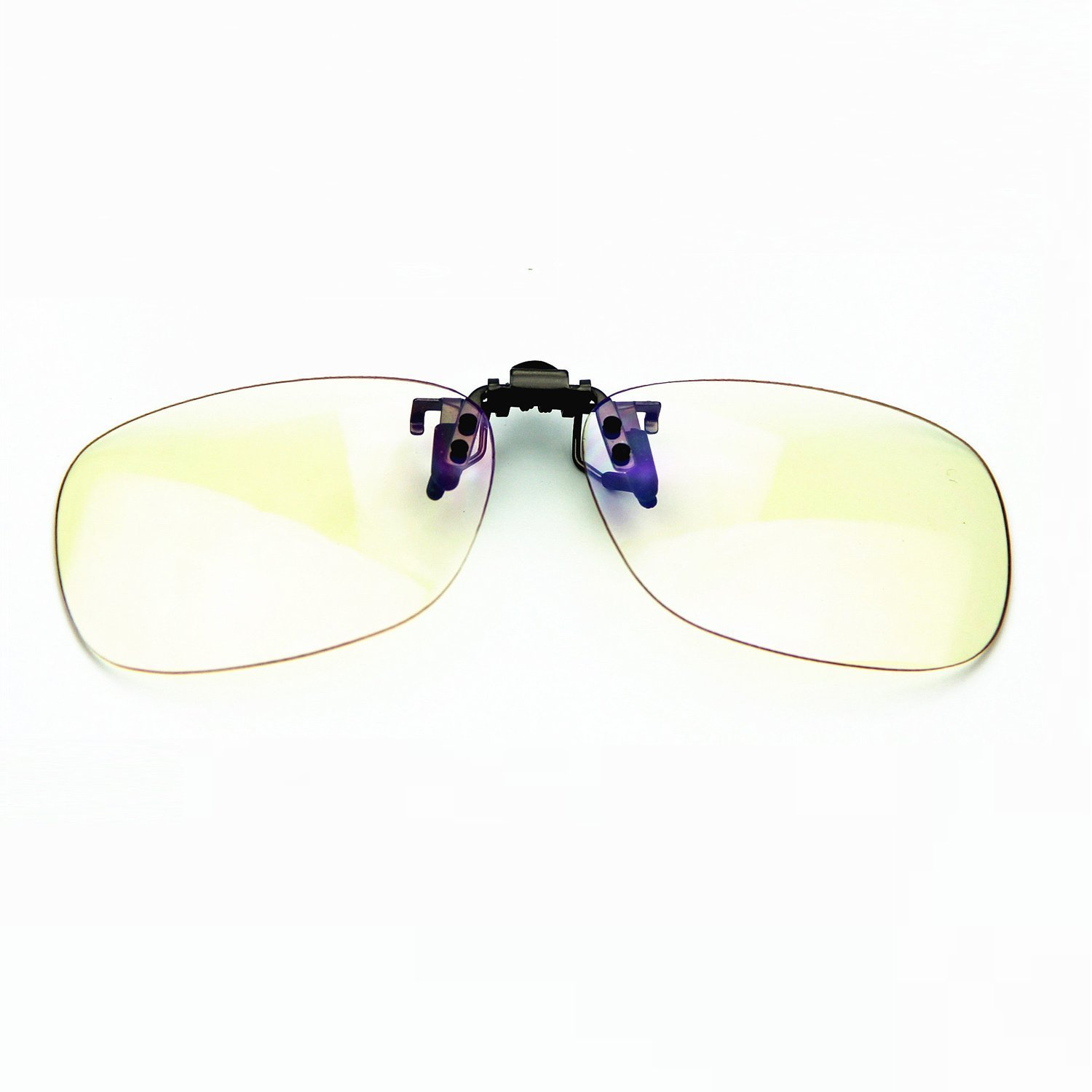 a7a10402b8 Cyxus Blue Light Filter UV Blocking Glasses  Clip On  Anti Eye Strain  (Sleep Better) Anti-Glare