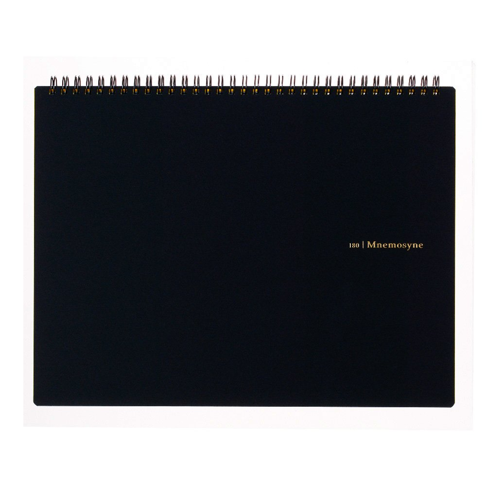 Maruman 1 Hardcover Executive Notebook (N180A)
