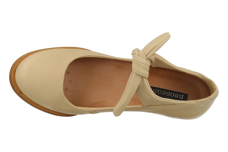 NEOSENS Schuhe S938 Soft Drink Cream Beige Beige Cream Beige cd7b22