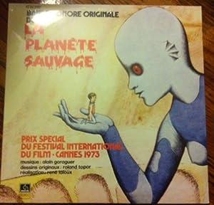 la planete sauvage (fantastic planet) soundtrack LP