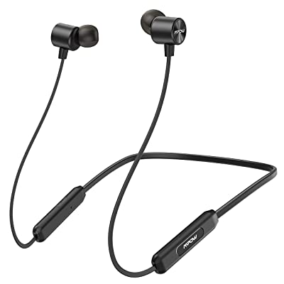 Mpow Upgraded A7 Bluetooth Neckband Headphones