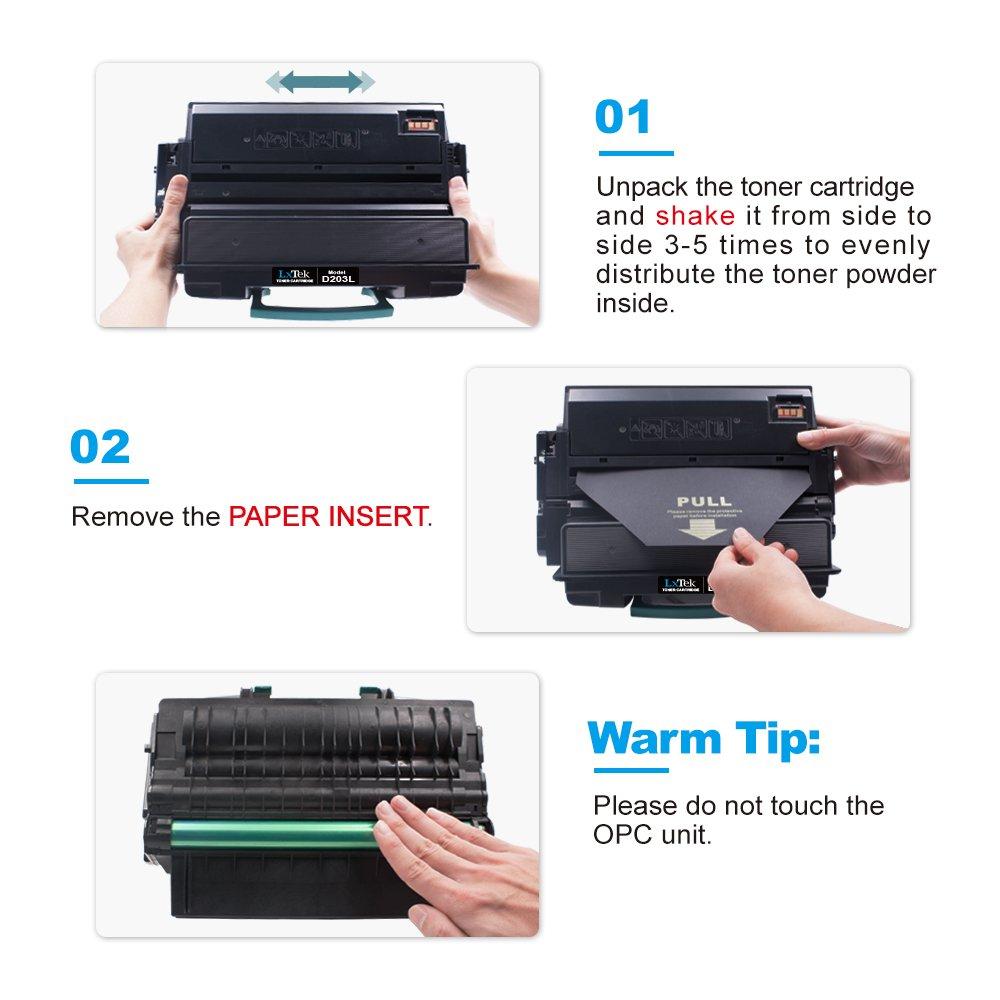 Samsung ProXpress SL-M3820DW/XAA Printer Windows