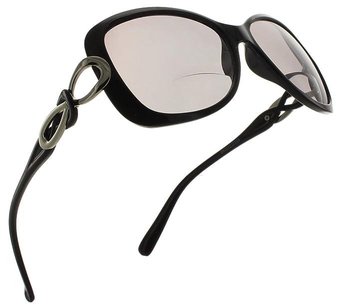 Amazon.com: Fiore Bifocal - Gafas de sol de lectura para ...
