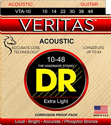 Coated Extra Light Acoustic Guitar - 6