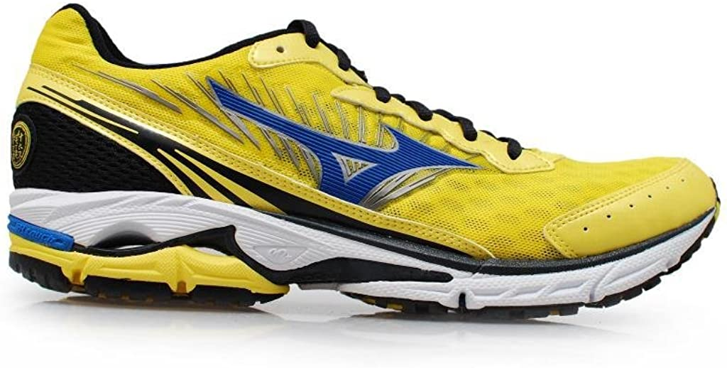 mizuno mens running shoes size 9 youth gold trainer junior edition