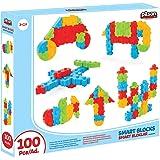 Pilsan Akıllı Bloklar 100 Parça (03 295)