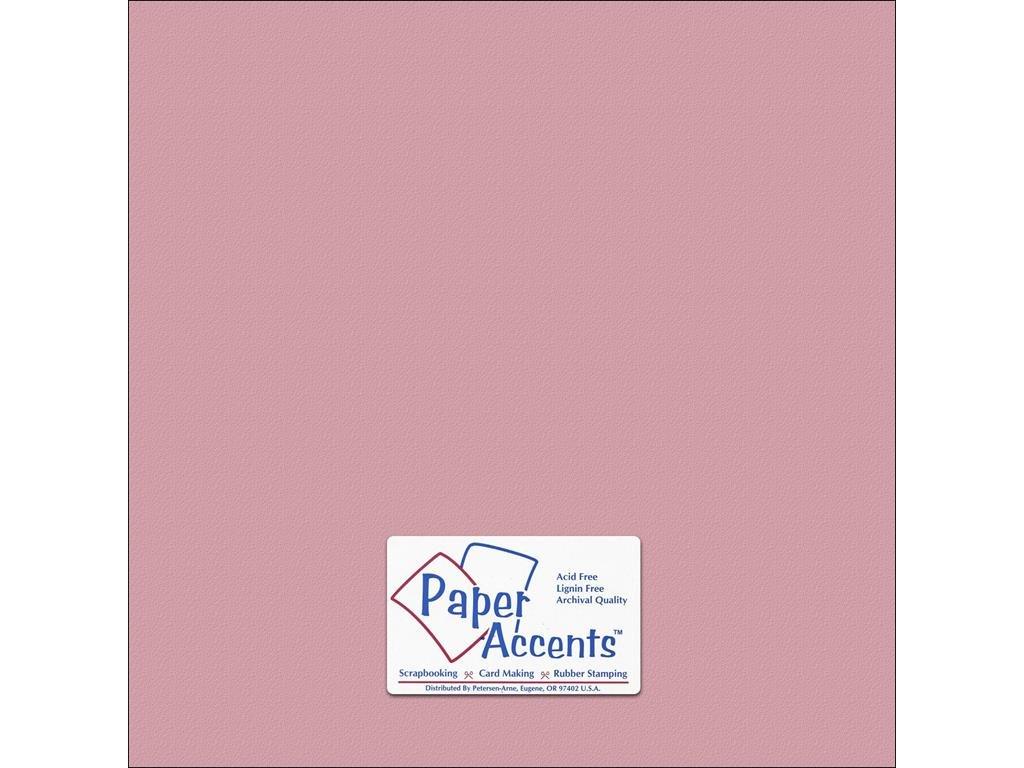 Accent Design Paper Accents StashBuilder VintageRose Cdstk Stash Builder 12x12 65# Textrd Vintage Rose