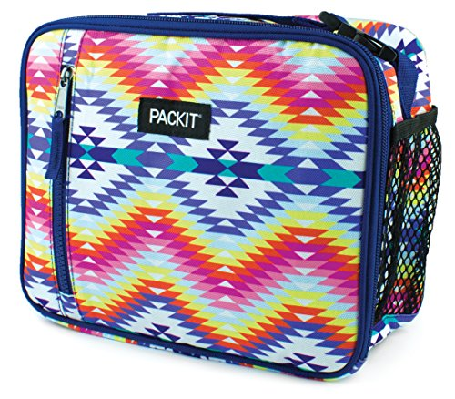 Lunch Box Drink (PackIt Freezable Classic Lunch Box, Desert Oasis)