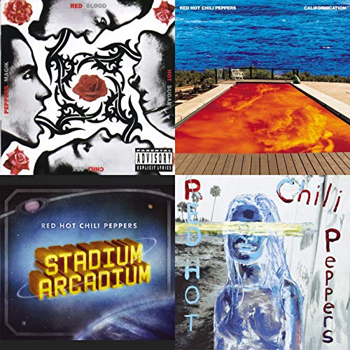 Best of Red Hot Chili Peppers (All Around The World Red Hot Chili Peppers)