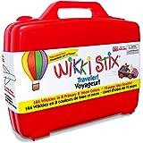 Wikki Stix Traveler Playset Craft Kit Molding & Sculpting Sticks (English & French Bilingual Packaging)
