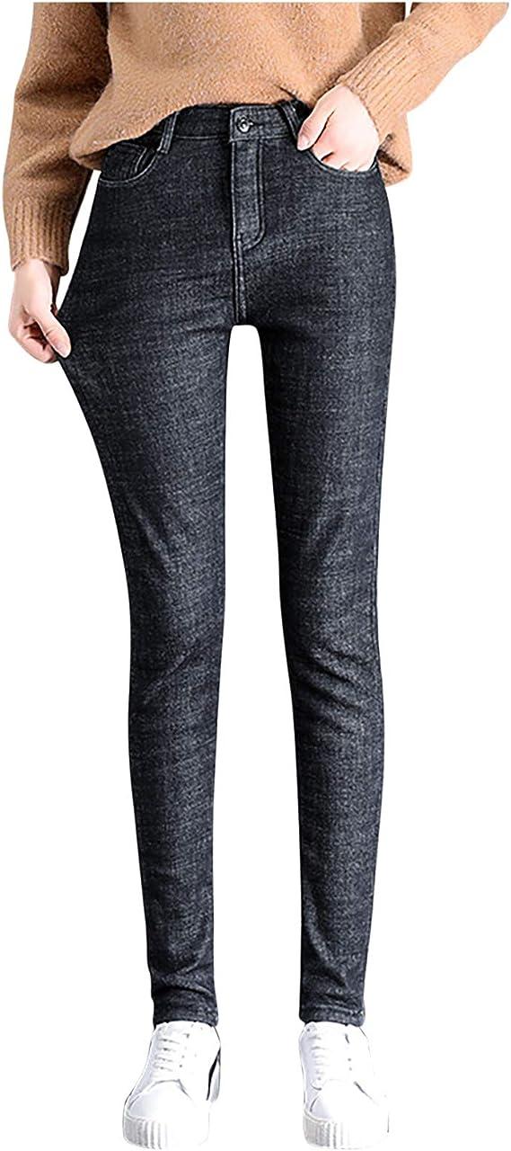 HINK Pantalones de Mujer, Moda Mujer Talla Grande más ...