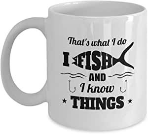 Fishing Mugs Drowning Worms ThatÆs A Great Fish You Caught Fisher MUG