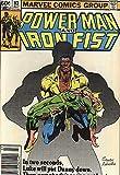 Luke Cage, Power Man (1972 series) #83 NEWSSTAND