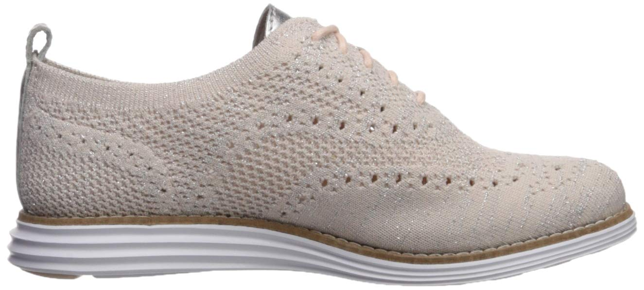 Cole Haan Women's Originalgrand Stitchlite Wingtip Oxford