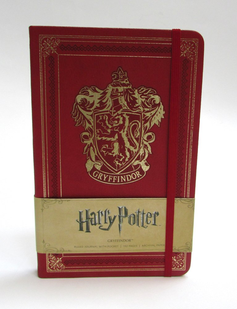 Harry Potter Gryffindor Hardcover Ruled Journal: Gryffindor, Ruled (Insights Journals)