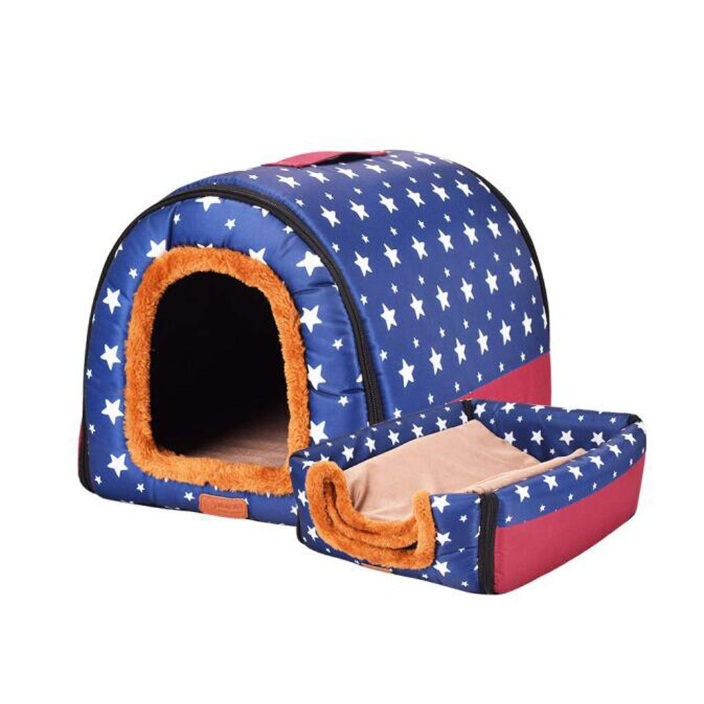 B XXXL B XXXL Ronghuafugui Pet Bed Kennel Cat Litter, Small And Medium Dogs Bed Pet Mat, Can Be Removed And Washed (color   B, Size   XXXL)