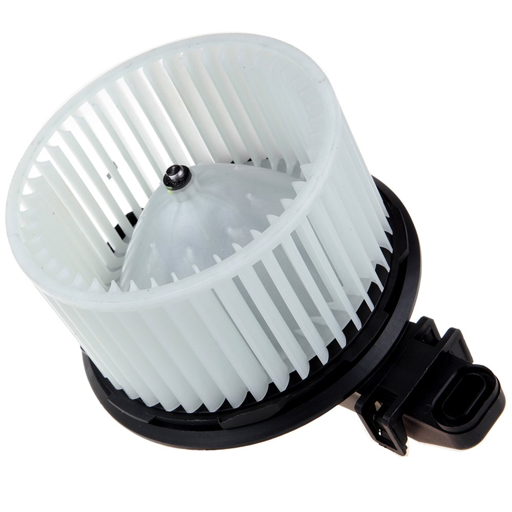 SCITOO ABS plastic Heater Blower Motor w//Fan HVAC Resistors Blowers Motors 2008-2012 Ford Escape //2008-2010 Ford F-250 Super Duty //2008-2010 Ford F-350 Super Duty Front 122260-5206-1000070261