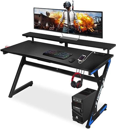 """Yigobuy 55"""" Computer Gaming Desk"""