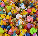 500 PC 2'' RUBBER DUCKY ASSORTMENT, Case of 1