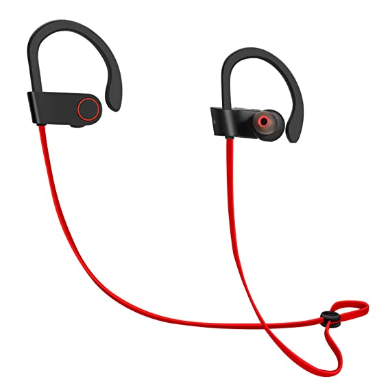ICONNTECHS IT auriculares Bluetooth, auriculares sin cables (Bluetooth 4.1), cascos con micrófono