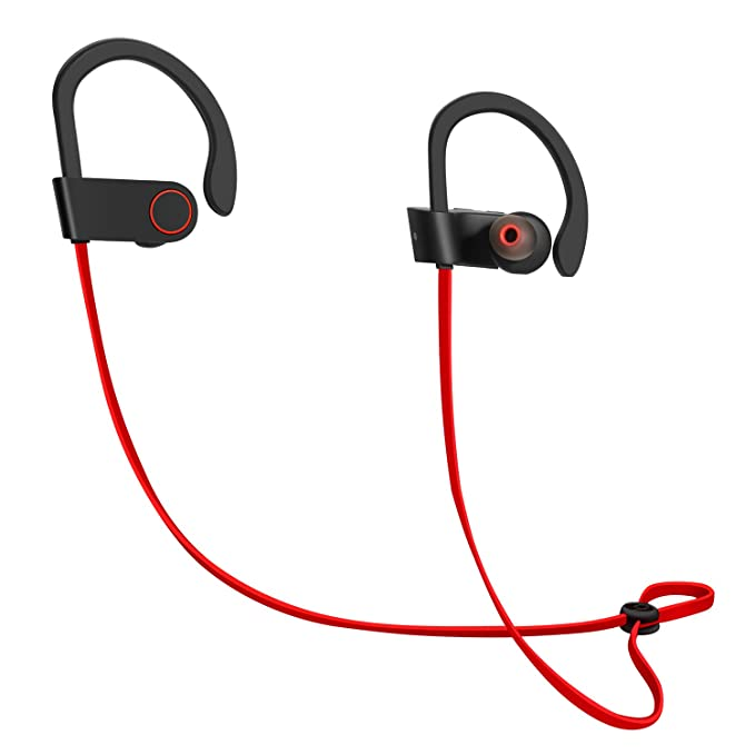 ICONNTECHS IT auriculares Bluetooth, auriculares sin cables (Bluetooth 4.1), cascos con micrófono