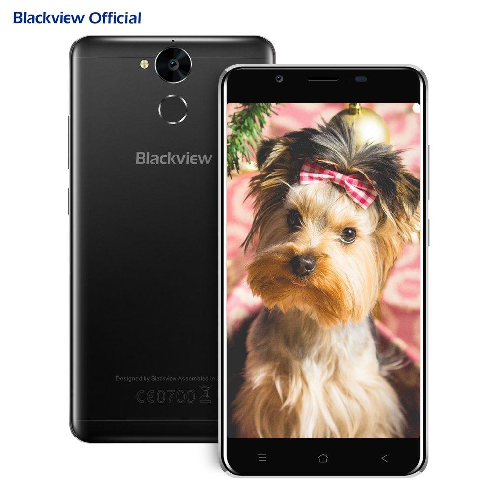 Blackview Smartphone Libres, P2 Lite 3 + 32GB 6000mAh Teléfonos ...