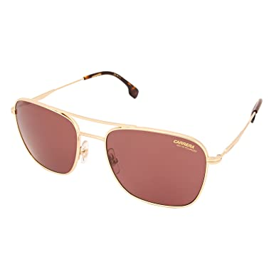 b875d083f7 Carrera UV Protected Rectangular Unisex Sunglasses - (CARRERA 130 S 06J  58W6