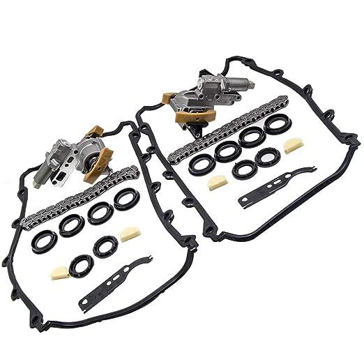 Amazon Com Pair Timing Chain Tensioner Kit For Vw Audi 4 2t V8
