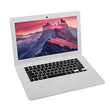 Springdoit Portátil Netbook para computadora con Android de 14 Pulgadas Accesorios de Estudiante de computadora Ultra Finos de 18 GHz Quad-Core 1 + 8G: ...
