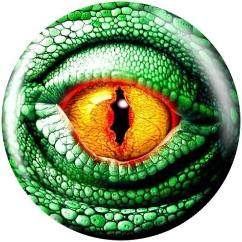 Brunswick Lizard Eye Glow Viz-a-Ball