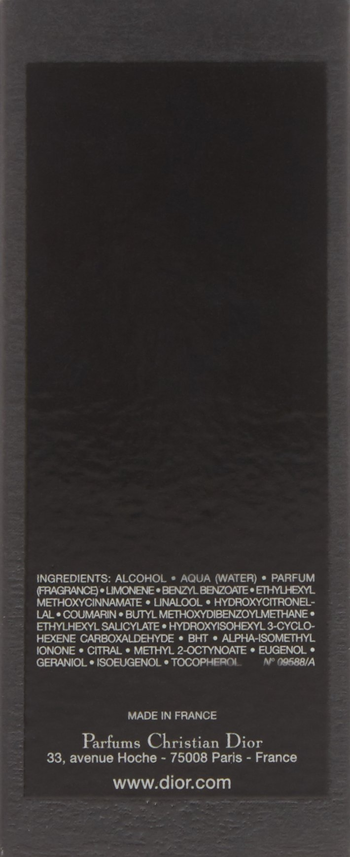 Fahrenheit By Christian Dior For Men. Eau De Toilette Spray 1.7 Ounces by Dior (Image #2)