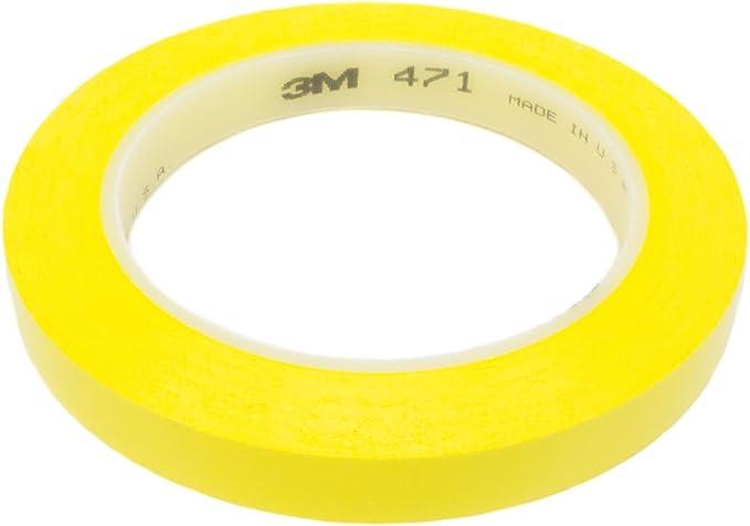 Dondo 3m 471 Scotch Fineline Konturenband Zierlinienband Lackieren Airbrush 12mm X 33m Gelb Baumarkt