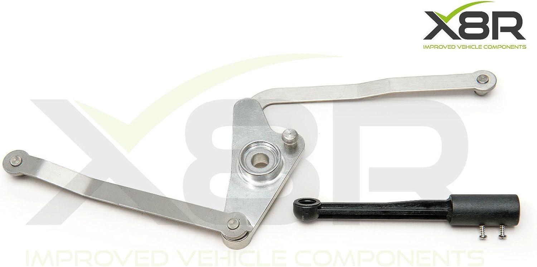Intake Manifold Air Swirl Flap Lever UPGRADE Repair Kit Mercedes M272 M273 V6 V8