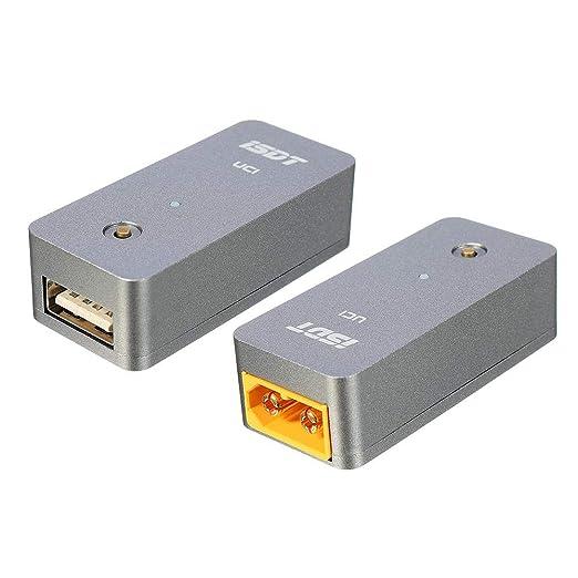 Ocamo Mini Cargador USB Inteligente de Carga rápida ISDT UC1 ...
