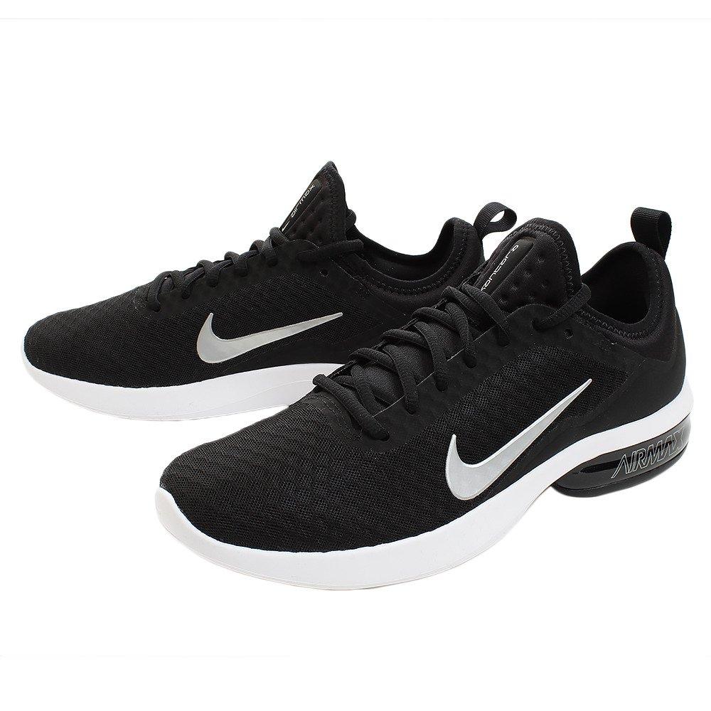 Nike Air MAX Kantara, Zapatillas de Running para Hombre 42 EU|Multicolor (Black/Metallic Silver/Cool Grey 001)
