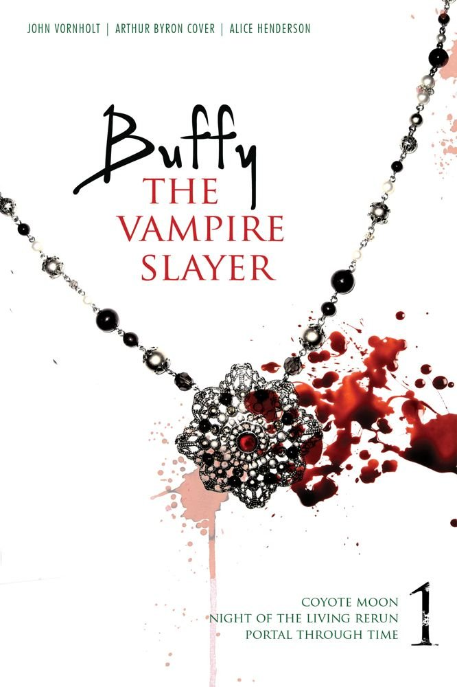 Image result for buffy the vampire slayer book cover